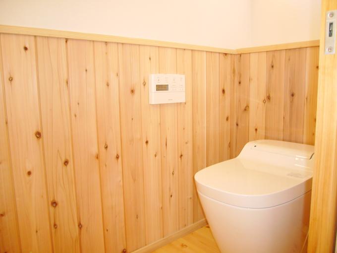 いつものトイレも思い切って特別な空間へ。