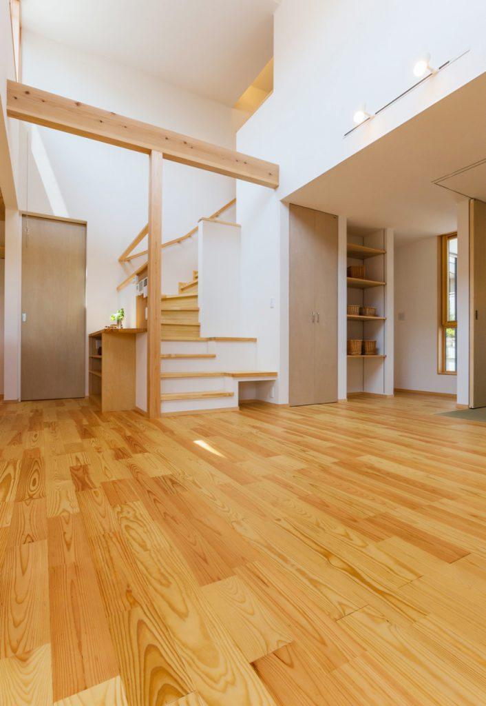 あづみの松の床