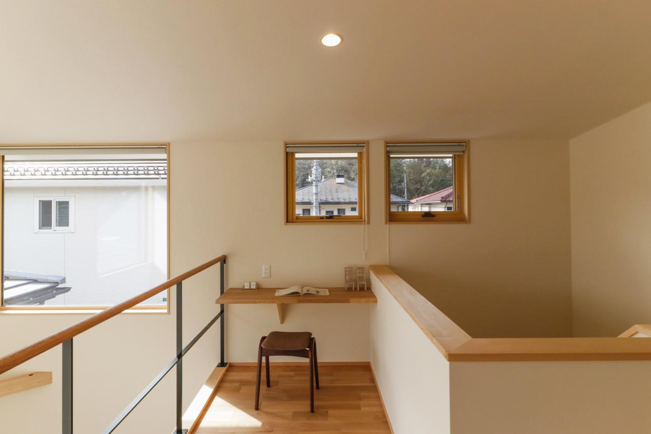 造作家具の施工事例:家事ラクなシンプルナチュラルの家