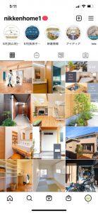 日建ホームのInstagram