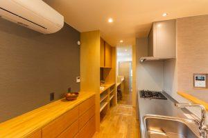キッチン収納 日建ホーム